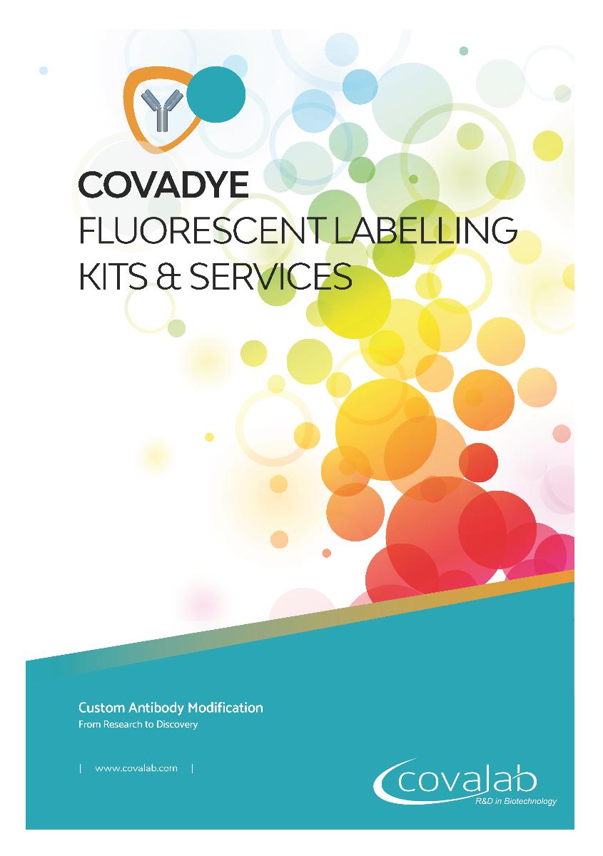 covadye catalogue