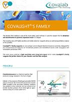 Chemiluminescence reagent Covalight®'s family;